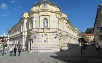Palača Suda i Sv. Florijan