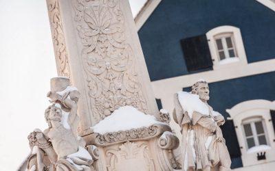 Zavjetni spomenik Presvetog Trojstva