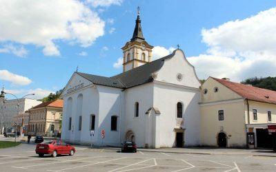 Crkva Svetog Duha i franjevački samostan