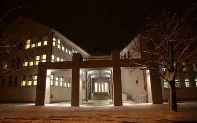 Nova zgrada Požeške gimnazije