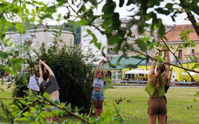 Mladi na Požeškom kulturnom ljetu